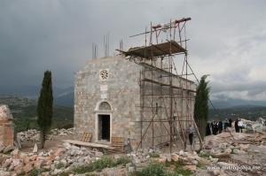 25.Април 2009.г. Црква Св.Илије, Загора, Грбаљ - ГАЛЕРИЈА